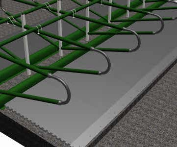 Green-Cubicle Rubber-Loop-Large-wexford
